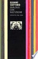 Libro de Dialogo Con Nietzsche