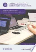 Libro de Administración Y Auditoría De Los Servicios Web. Ifct0509