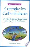 Libro de Guía Para El Consumo De Carbohidratos