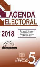 Libro de Agenda Electoral 2018