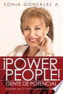 Libro de ¡power People! Gente De Potencial