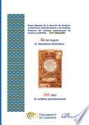 Libro de De Los Legajos Al Documento Electrónico