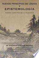 Libro de Nuevos Principios De Logica Y Epistemologia