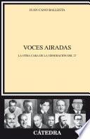 Libro de Voces Airadas