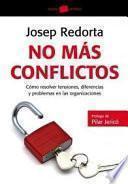 Libro de No Más Conflictos