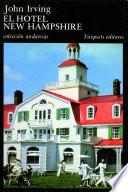 Libro de El Hotel New Hampshire