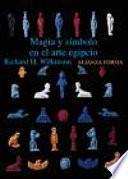 Libro de Magia Y Símbolo En El Arte Egipcio