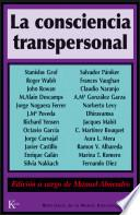 Libro de La Consciencia Transpersonal