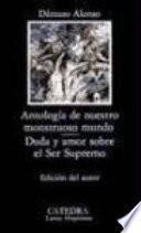 Libro de Antologia De Nuestro Monstruoso Mundo. / Anthology Of Our Monstrous World