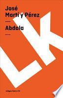Libro de Abdala