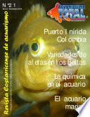 Libro de Revista Acuariofilia Total Edición #21