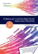 Libro de Fórmulas Y Datos Prácticos Para Electricistas 9.ª Edición