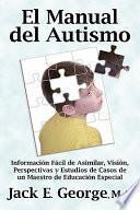 Libro de El Manual Del Autismo
