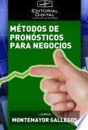 Libro de Métodos De Pronósticos Para Negocios