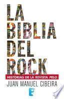 Libro de La Biblia Del Rock
