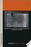 Libro de Rehabilitacion En Salud Mental