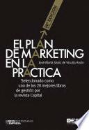 Libro de El Plan De Marketing En La Práctica