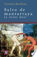 Libro de Salto De Mantarraya (y Otros Dos)