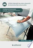 Libro de Métodos De Unión Y Desunión De Elementos Fijos Estructurales. Tmvl0309