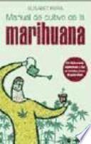 Libro de Manual De Cultivo De La Marihuana