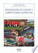 Libro de Organización De Eventos Y Competiciones Deportivas