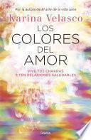 Libro de Los Colores Del Amor