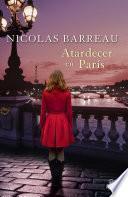 Libro de Atardecer En París