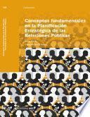 Libro de Conceptos Fundamentales En La Planificación Estratégica De Las Relaciones Públicas