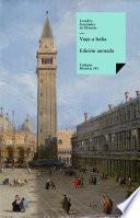 Libro de Viaje A Italia