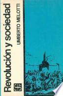Libro de Revolución Y Sociedad