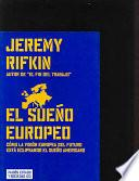 Libro de El Sueo Europeo / The European Dream