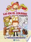 Libro de Zak Zoo Y El Lío En El Colegio