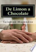 Libro de De Limon A Chocolate