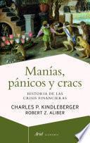 Libro de Manías, Pánicos Y Cracs