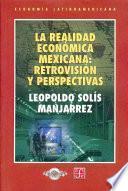 Libro de La Realidad Económica Mexicana