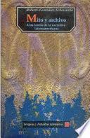 Libro de Mito Y Archivo