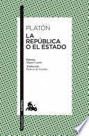 Libro de La República O El Estado