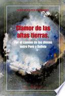 Libro de Clamor De Las Altas Tierras
