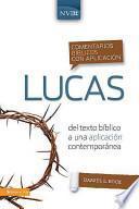 Libro de Comentario De Lucas