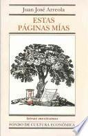 Libro de Estas Páginas Mías