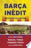 Libro de Barça Inèdit