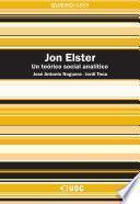Libro de Jon Elster. Un Teórico Social Analítico