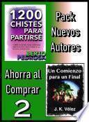 Libro de Pack Nuevos Autores Ahorra Al Comprar 2
