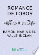Libro de Romance De Lobos