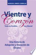 Libro de Vientre Y Corazón Todo Es Posible Soy Mamá