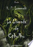 Libro de La Llamada De Chtulhu