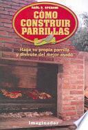 Libro de Cómo Construir Parrillas