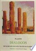 Libro de Diálogos De Platón