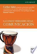 Libro de Las Once Verdades De La Comunicación