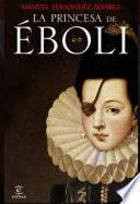 Libro de La Princesa De Éboli